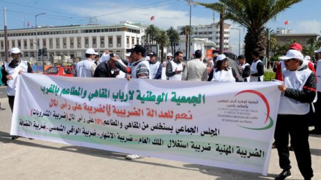 قبل أيام من رمضان.. أرباب المقاهي والمطاعم يخوضون إضرابا وطنيا