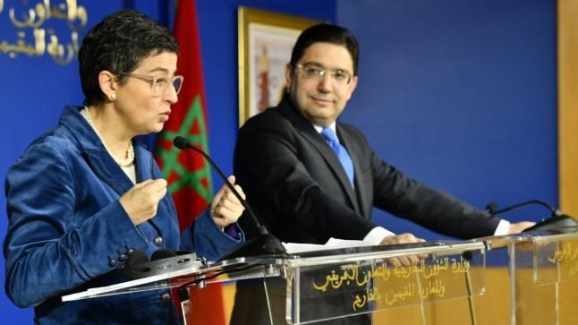 وزيرة الخارجية الإسبانية : دخول غالي لن يؤثر على العلاقات المتميزة مع المغرب !