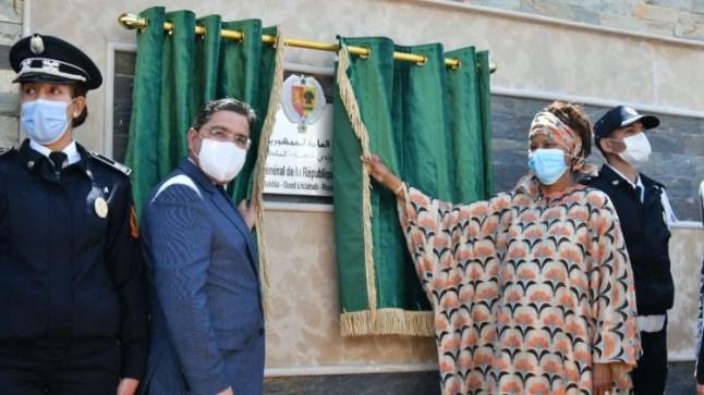 السنغال تفتح رسمياً قنصلية عامة بالداخلة !