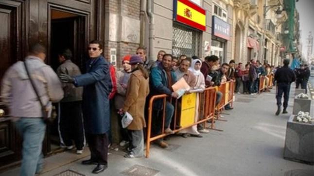 أزيد من 267 ألف مغربي تم تسجيلهم بمؤسسات الضمان الاجتماعي في إسبانيا