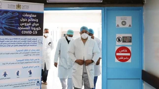 9 حالات وفاة و414 إصابة جديدة بكورونا خلال الـ24 ساعة الماضية