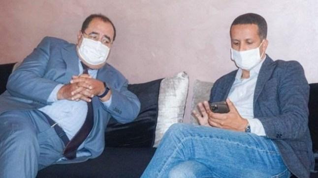 محمد الرزمة منسقاً جهوياً لمخاطبة السلطات المختصة بجهة العيون الساقية الحمراء عن حزب الاتحاد الاشتراكي