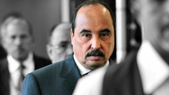 عاجل. القضاء الموريتاني يضع الرئيس السابق محمد ولد عبد العزيز تحت الإقامة الجبرية في منزله بالعاصمة نواكشوط.