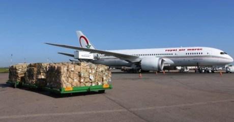 المغرب يتوصل بمليوني جرعة من لقاح سينوفارم الصيني على متن طائرتين