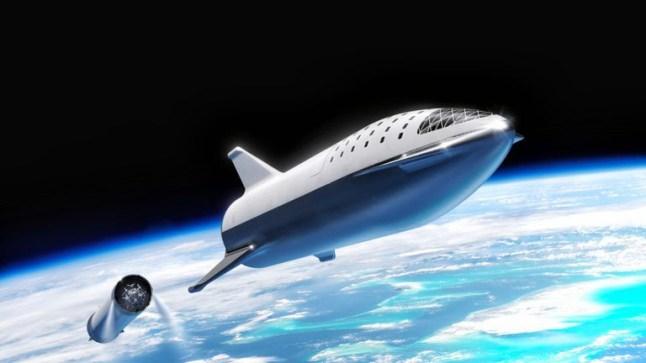 رحلة سياحية إلى الفضاء.. سعر التذكرة 200 ألف دولار