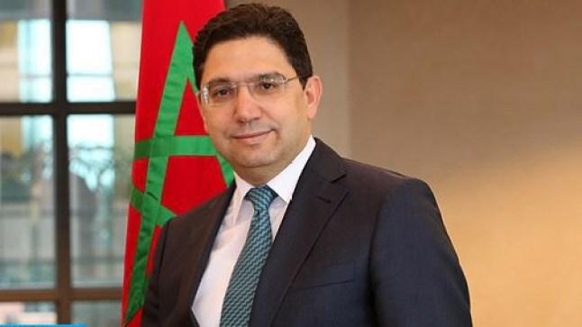 بوريطة: المغرب يتابع عن كثب تطورات ملف مفاوضات سد النهضة