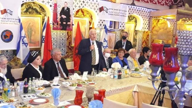 """انعقاد أول جلسة لـ""""لجنة الصداقة الإسرائيلية المغربية"""" بحضور مدير مكتب الاتصال المغربي بإسرائيل"""