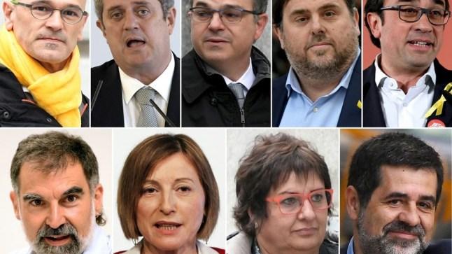 إسبانيا تعتزم العفو عن السجناء الانفصاليين الكتالونيين