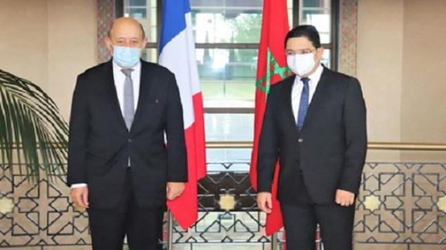 فرنسا تتوسط لحل الأزمة بين المغرب وإسبانيا..