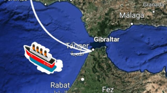 البرتغال توافق على إطلاق خط بحري بين ميناء بورتيماو وطنجة و سعر التذكرة يصل 4500 درهم
