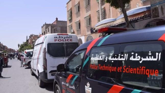 بعد حدوث انفجار … الشرطة تواصل تحرياتها في قضية تتعلق بحيازة مواد متفجرة داخل شقة بالبيضاء