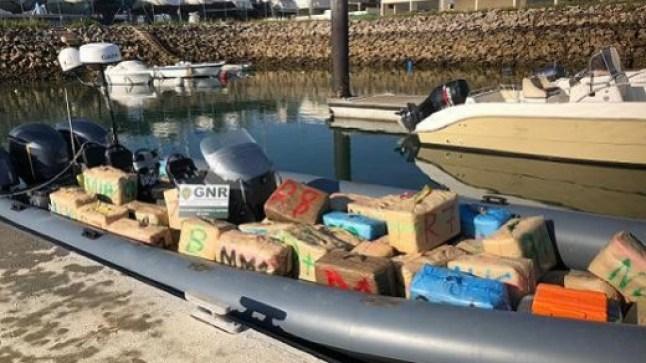 الأمن يحبط محاولة تهريب مخدرات بميناء الناظور
