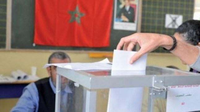 الإنتخابات بجهة العيون في أرقام