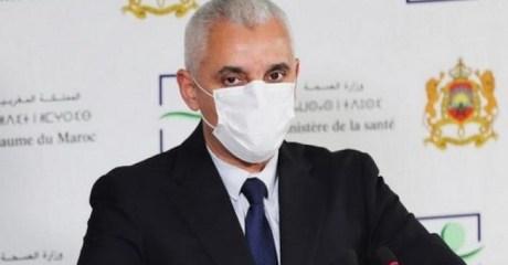 وزير الصحة: الحصول على جواز التلقيح أصبح ممكنا بتلقي الجرعة الأولى