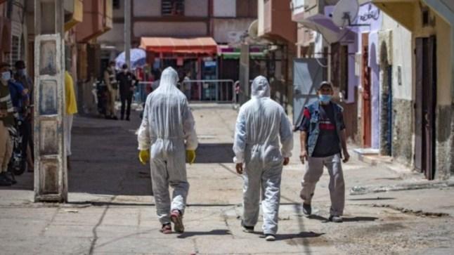 وزارة الصحة تسجل 169 إصابة جديدة و17 وفاة بكورونا في ظرف 24 ساعة