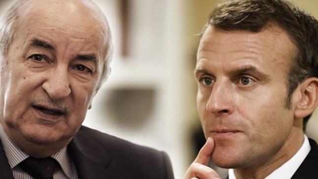 عاجل… الجزائر تستدعي سفيرها لدى باريس عقب تصريحات ماكرون