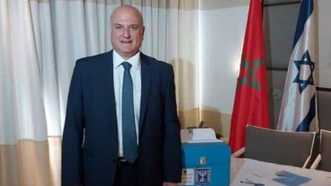 غوفرين يعلن تعيينه بشكل رسمي سفيرا لإسرائيل بالمغرب