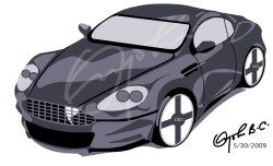 Sex on Wheels: The Aston Martin DBS. Wonderful Engineering and glorious styling
