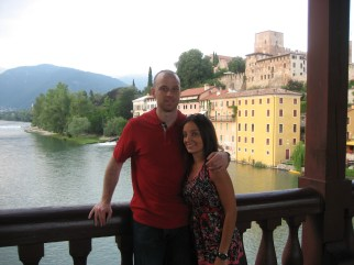 Living vicariously through friends... Will and Lisa on Vacation in Italy