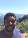 Hiking up Mt Tamalpais in Northern California