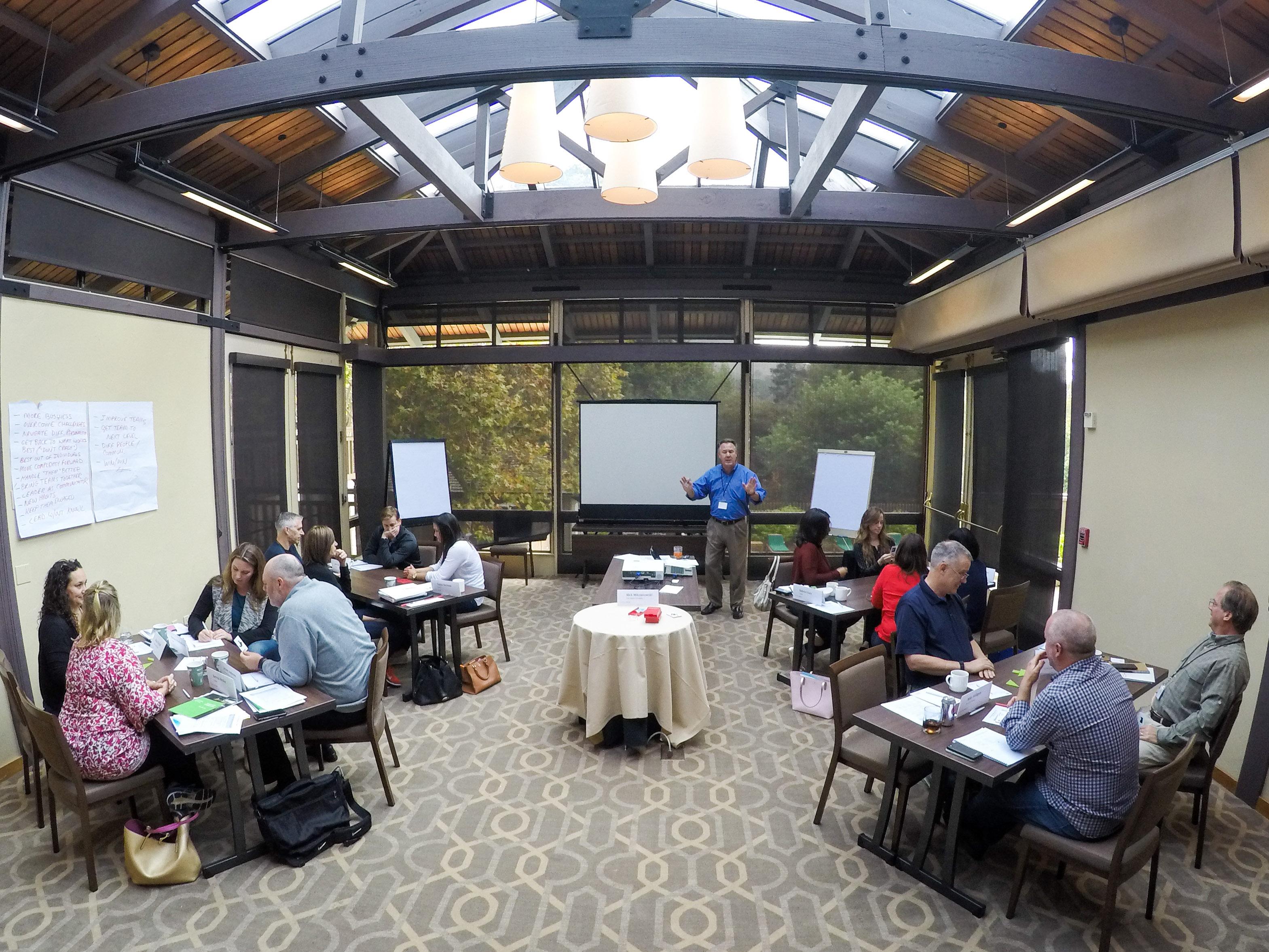 Leadership Experience at Land Rover – Carmel By The Sea CA