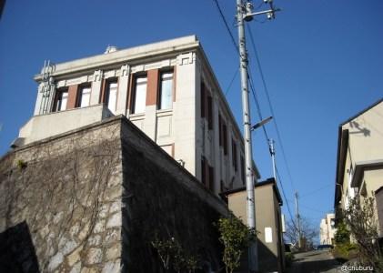 島津海運下関営業所(旧日本捕鯨別館)