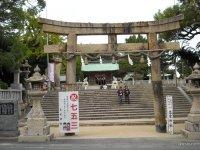 城下町長府 忌宮神社