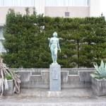 河内山賢祐作「平和の女神」