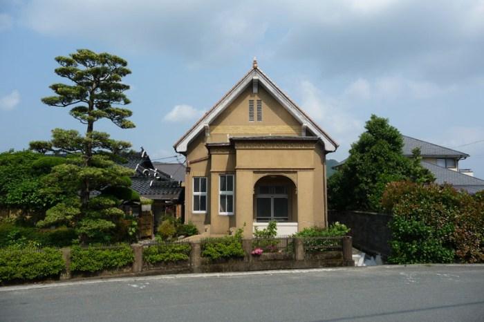 平川邸(旧平川医院)