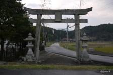 上田部八幡宮