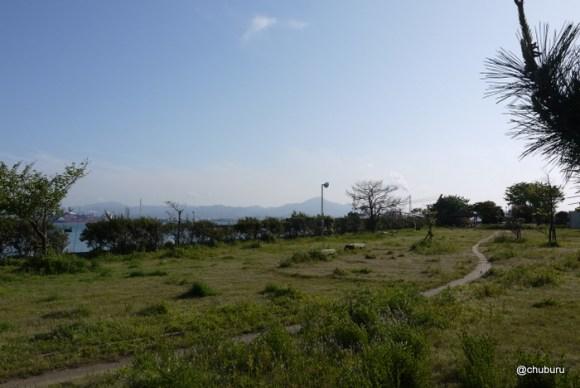 西山埠頭緑地