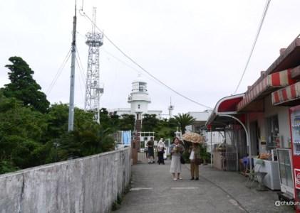 滝と野生の馬あるいはジャカランダを見る旅 その5眺めは抜群都井岬燈台