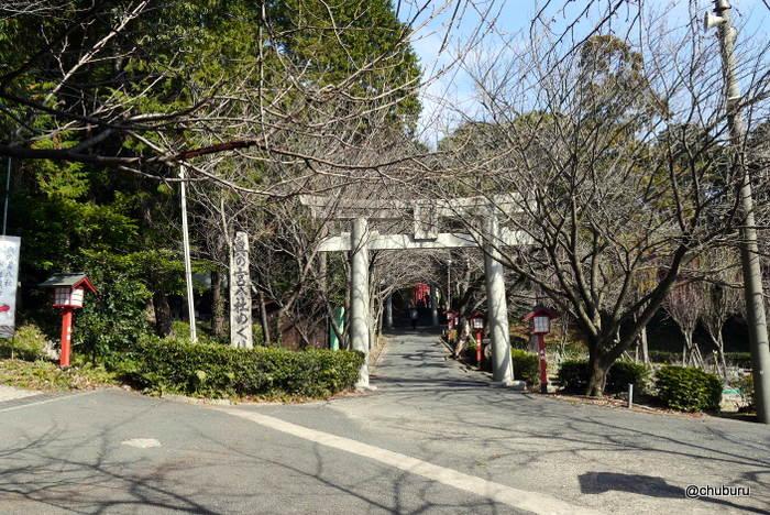 宮地嶽神社と太宰府八幡宮に初詣してきました。