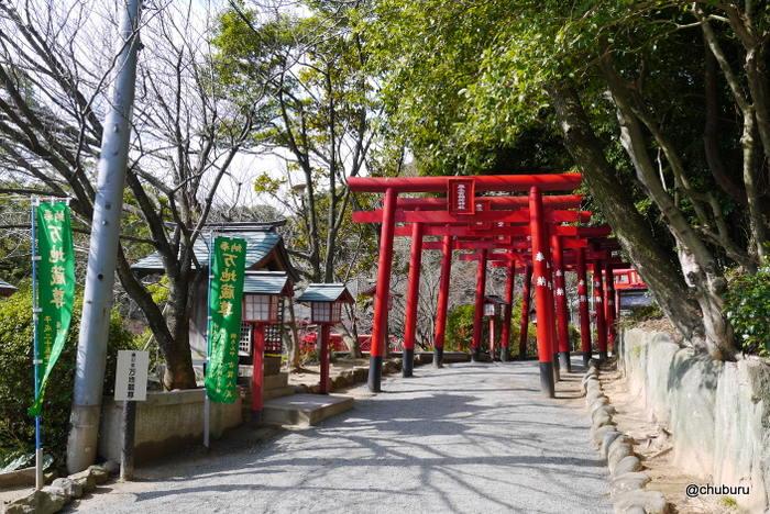 宮地嶽神社と太宰府八幡宮に初詣してきました