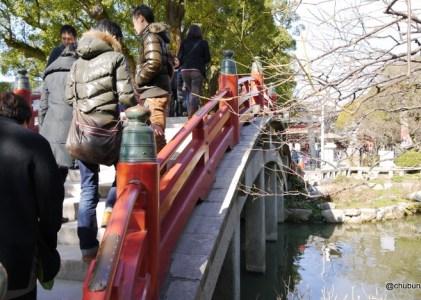 宮地嶽神社と太宰府八幡宮に初詣してきました。その9太宰府天満宮