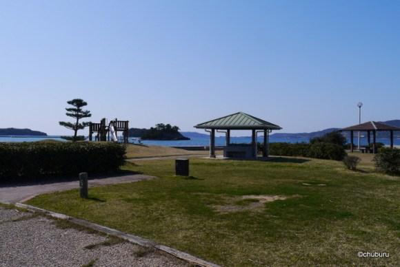 伊上海浜オートキャンプ場