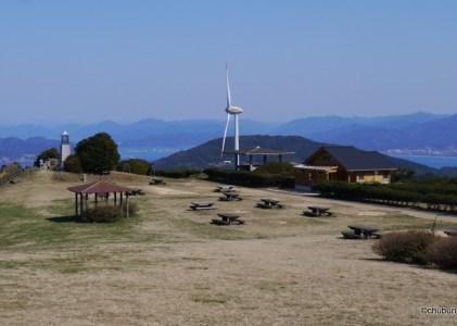 千畳敷高原キャンプ場に行ってきた。