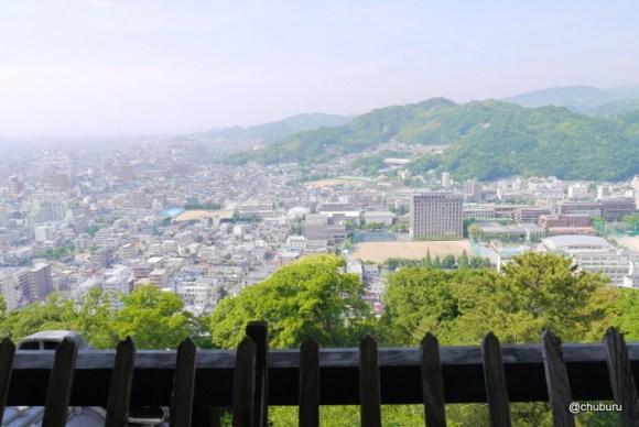 しまなみ海道を通って松山城に行ってきた。その8松山城天守閣