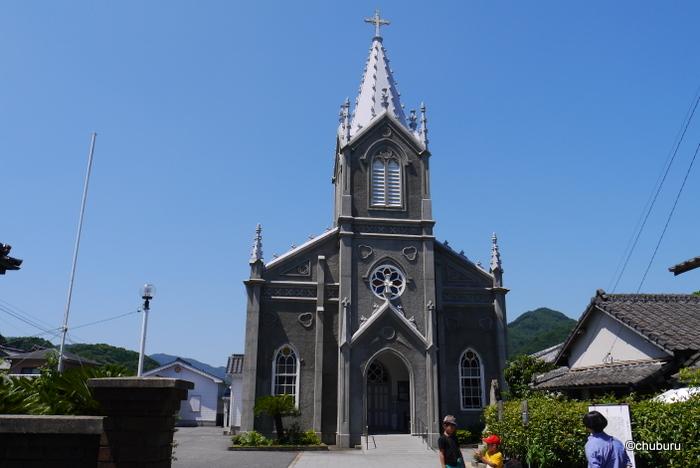 天草の海と教会と秘境をめぐる旅