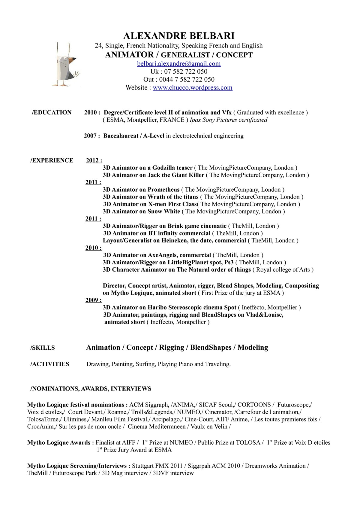 Resume Template For Material Handler. unforgettable truck driver ...