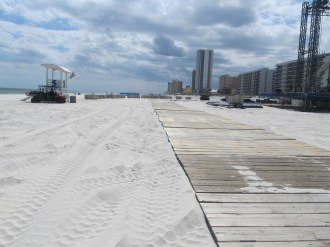 Hangout Music Fest's Road on the Beach