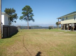 Waterfront view of 29689 North Bayshore Dr