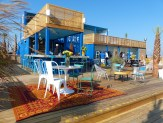 The Gulf Restaurant at Alabama Point_Deck seating