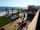 The Gulf Restaurant at Alabama Point Upper Deck Views