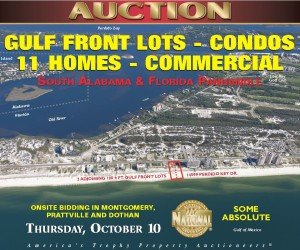 Gulf Shores Auction Oct 10