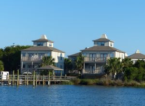 Perdido Key Waterfront Homes for Sale