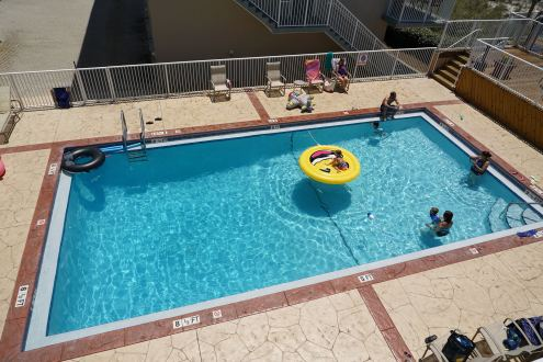 Starboard Village Pensacola Beach Pool