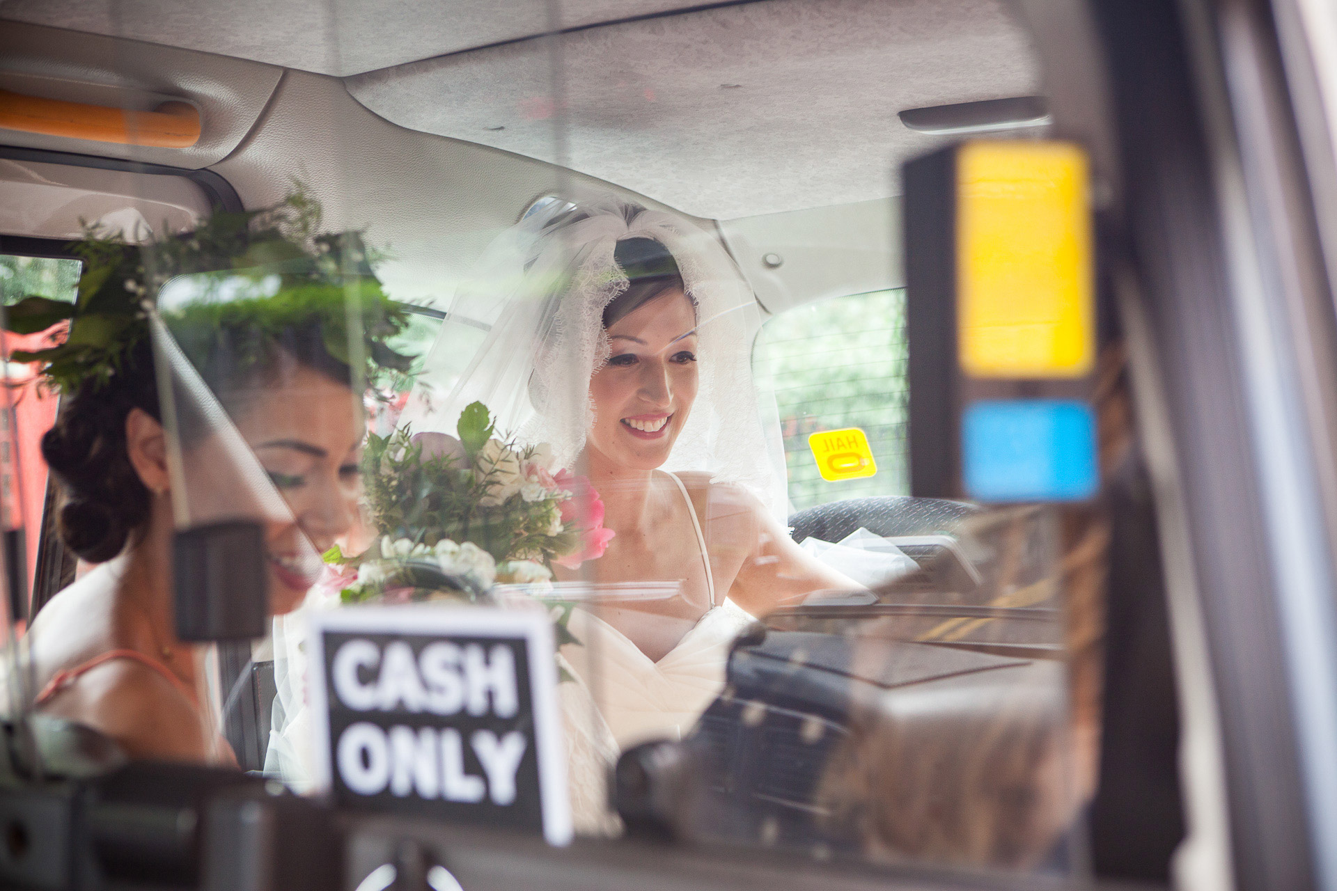Sophie & James - London Wedding