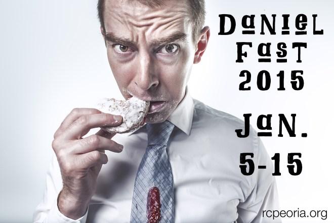 Daniel Fast 2015