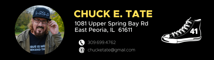 CHUCK E. TATE (1)